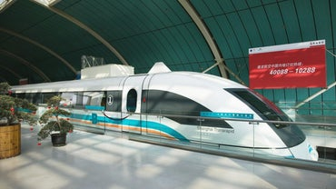 Where Are Maglev Trains Located?