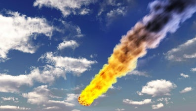 Where Do Meteors Come From?