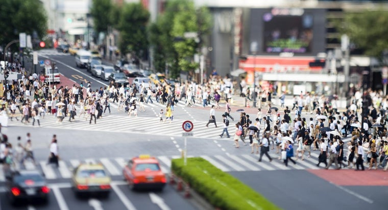Where Do Most People in Japan Live?
