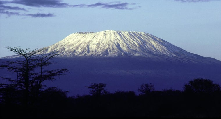 What Is the Location of Mout Kilimanjaro?