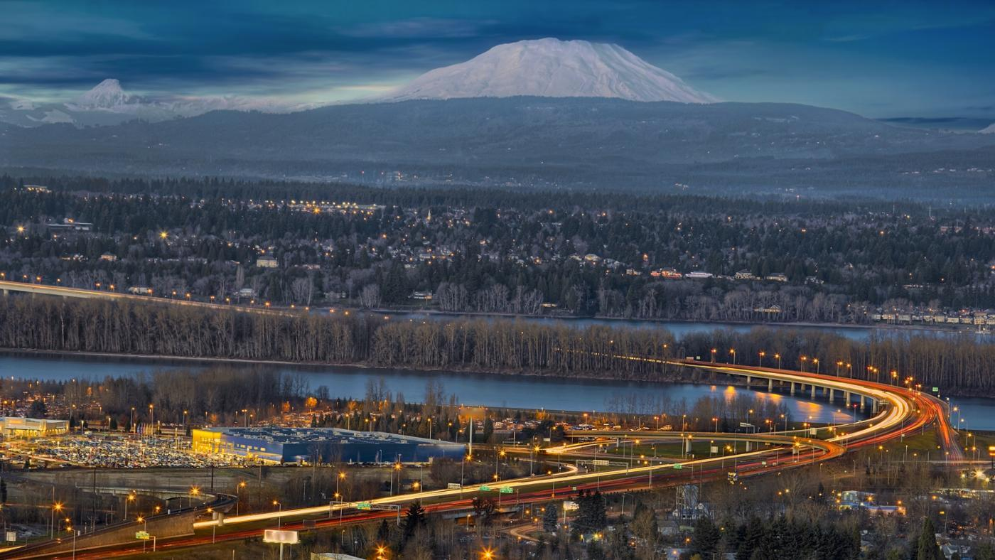 Where Is Mount St. Helens Located?