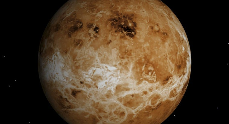 Where Is Venus Located?
