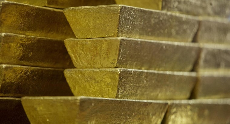 Where in the World Was Gold First Discovered?