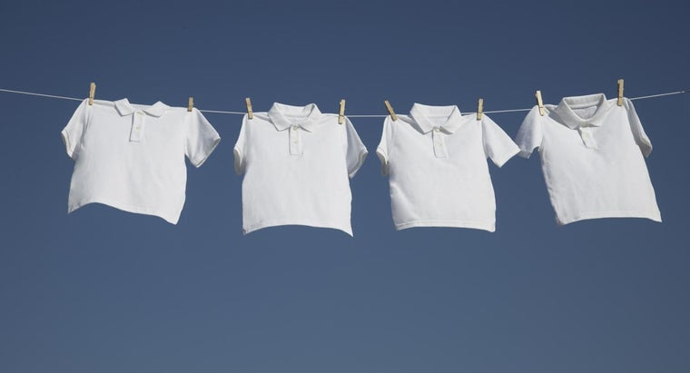 How Do You Whitewash Clothing?