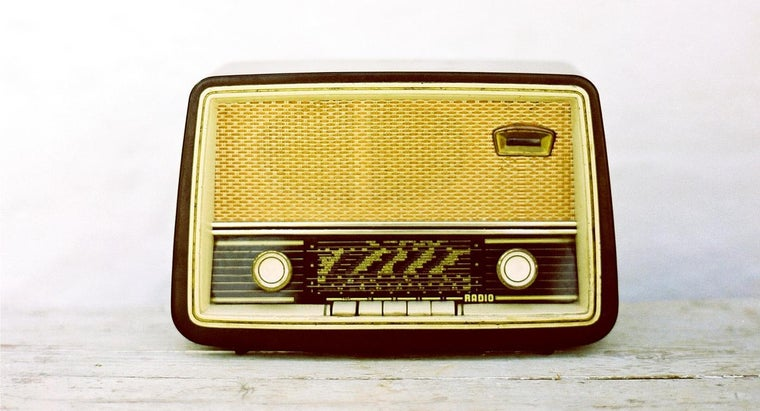 Who Invented the First Radio?