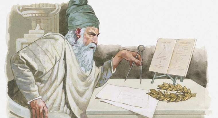 Who Is the Father of Mathematics?
