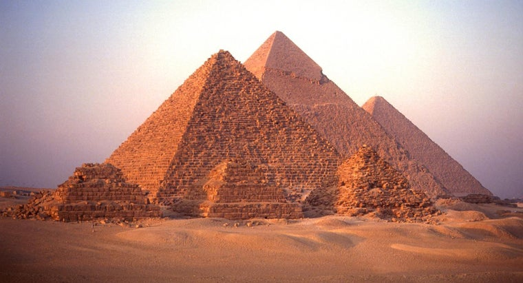 Why Did Egyptians Stop Building Pyramids?