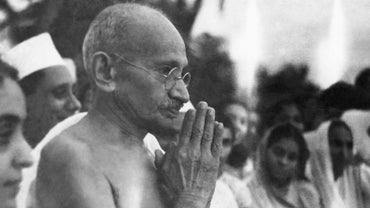 How Did Gandhi Gain Independence for India?