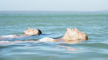 Why Do You Float in the Dead Sea?