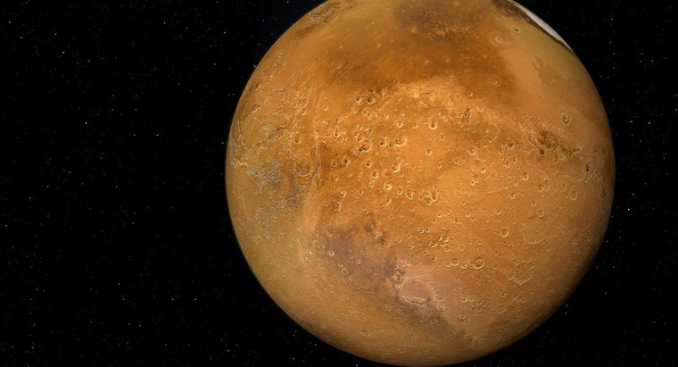 "Why Is Mars Called ""the Red Planet""?"