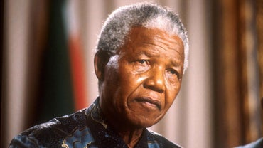 How Old Was Nelson Mandela When He Went to Jail?