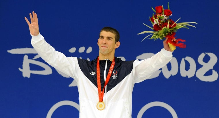 How Wide Is the Wingspan of Michael Phelps?