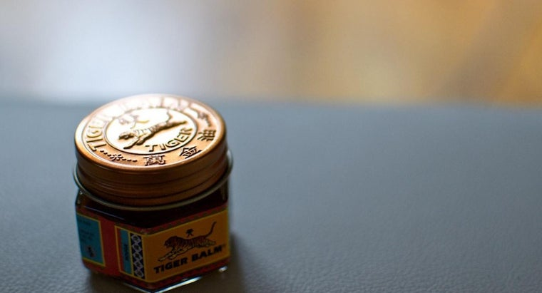 What Is Wild Tiger Balm Used For?