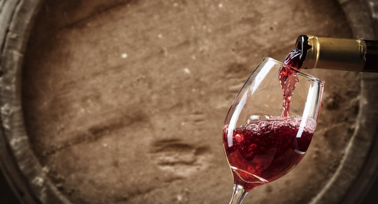 What Is Wine Sediment Called?