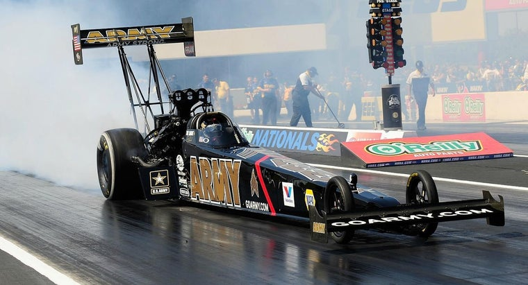 Who Has the Most Wins at the Chevrolet Performance U.S. Nationals?