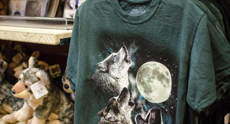 What Are Wolf Shirts?