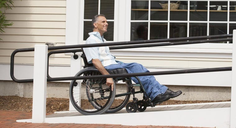 Is Wood the Best Material to Use When Building a Wheelchair Ramp?