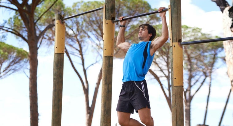 What Is the World Record for Most Pinky Pull-Ups?