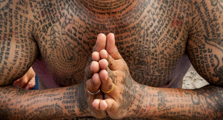 Who in the World Has the Most Tattoos?