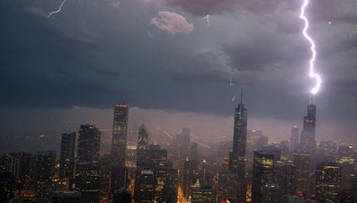 What Was the Worst Thunderstorm Ever Recorded?
