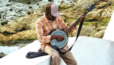 In What Year Was the Banjo Invented?