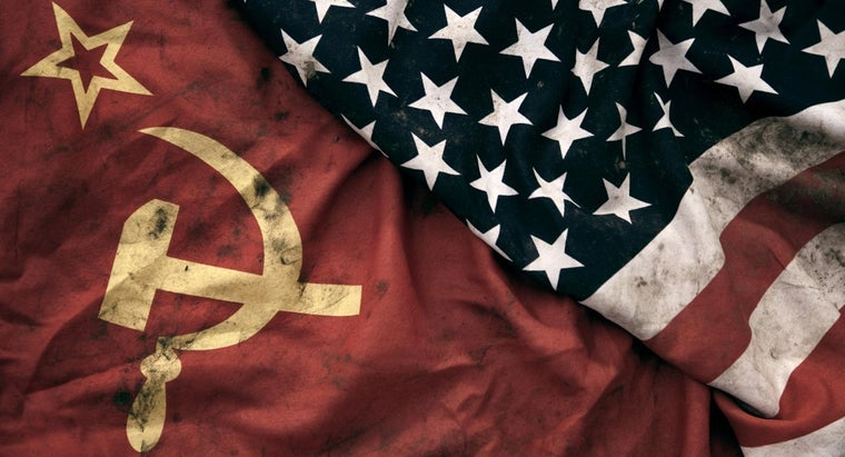 What Year Did the Cold War Begin?