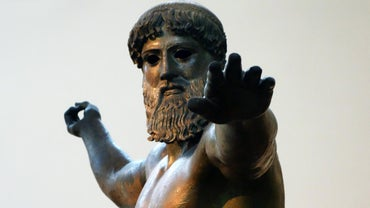 What Was Zeus' Weapon of War?