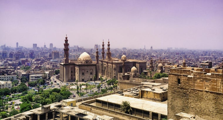 What Is the Zip Code for Cairo, Egypt?