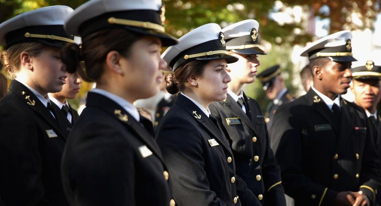 What Are the Enlisted Navy Ranks in Order?