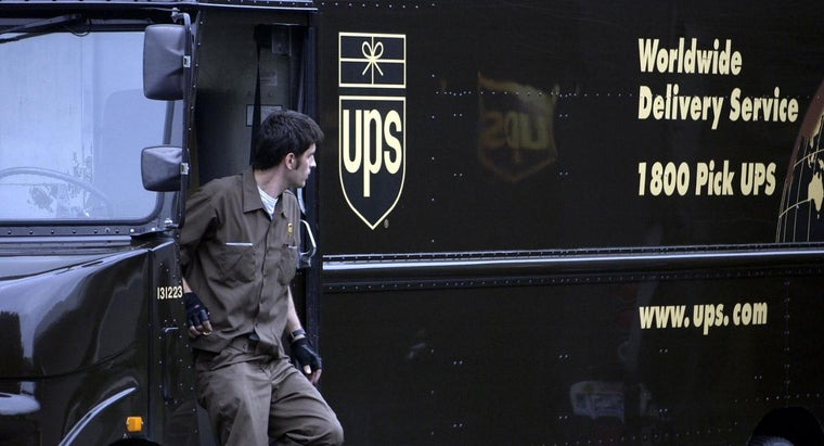 Is There a Catalog for UPS Apparel?