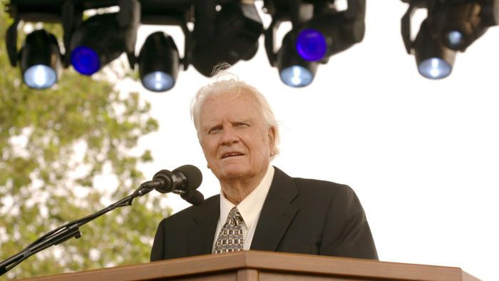 What Are Some Facts About Billy Graham?