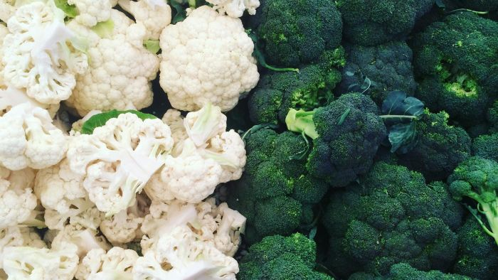 What Is a Recipe for Broccoli and Cauliflower Bake?