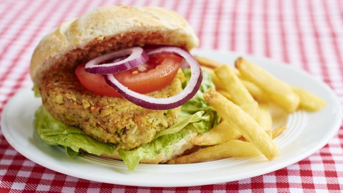 What Are Some Easy Veggie Burger Recipes?