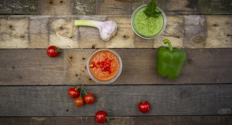 Where Can You Find Green Pepper Soup Recipes?