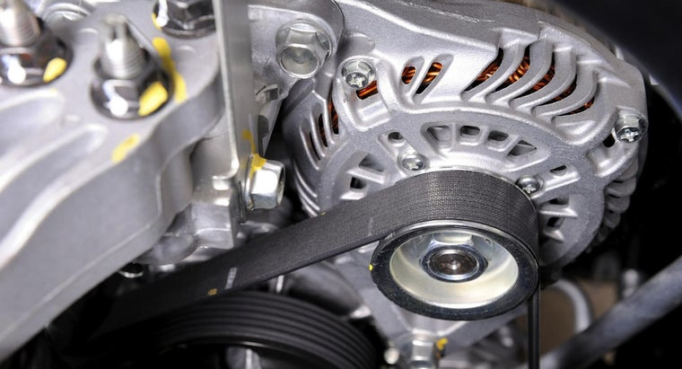 What Is an Average Cost for Replacing a Timing Belt?