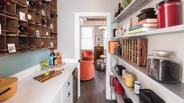 What Are Some Simple Ideas for Effective Kitchen Pantry Storage?