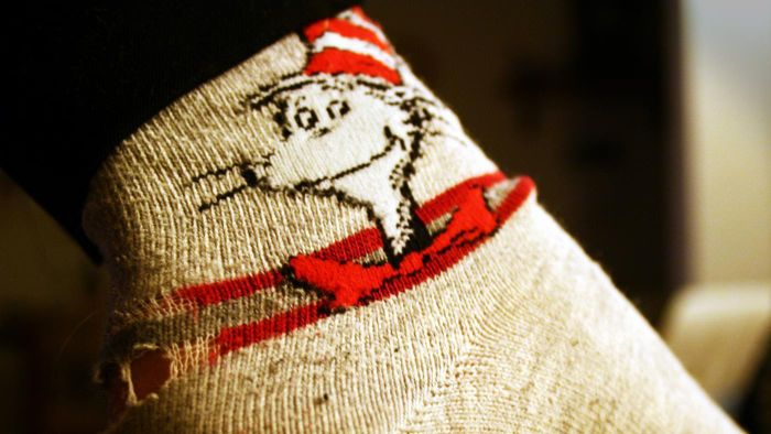 Where Can You Find Dr. Seuss Apparel for Adults?