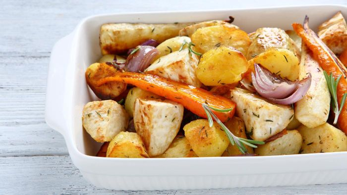 What Are Some Recipes for Roasted Vegetables?