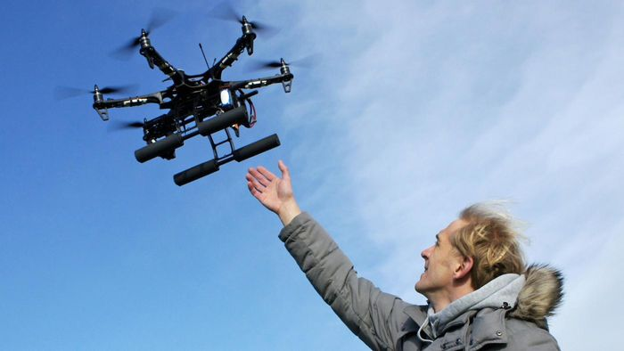 Are All Drones Controlled Using First-Person View?