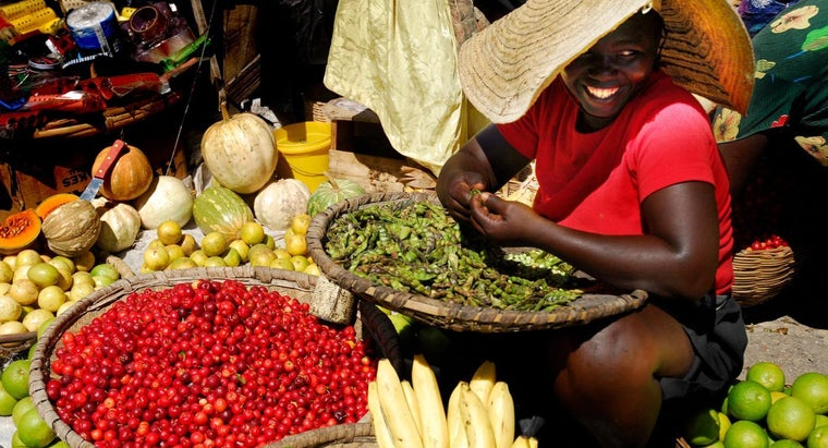 What Are Some Examples of Haitian Food?