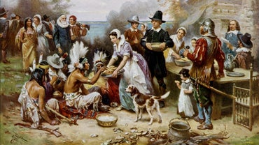 What Is the History of the First Thanksgiving?