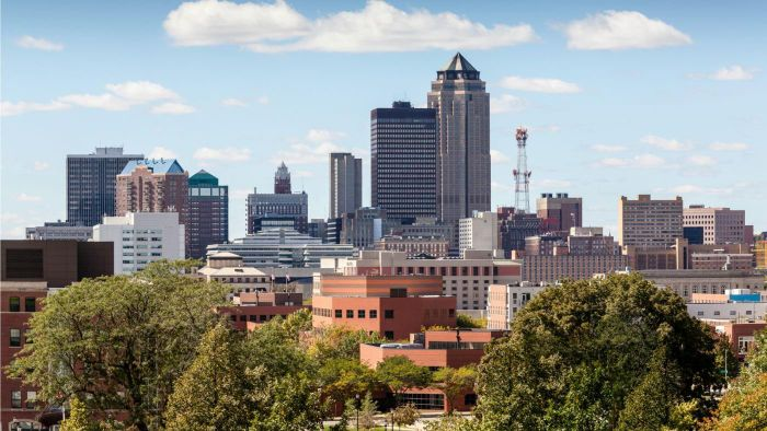 What Are Some Things to Do in Des Moines, Iowa?