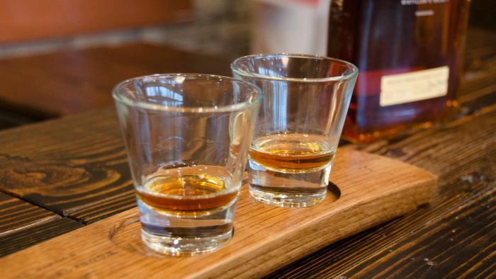 What are some top-rated Kentucky bourbons?