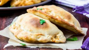What Is a Quick and Easy Calzone Recipe?