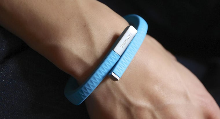 What Can the Jawbone Up Wristband Do for Your Health?