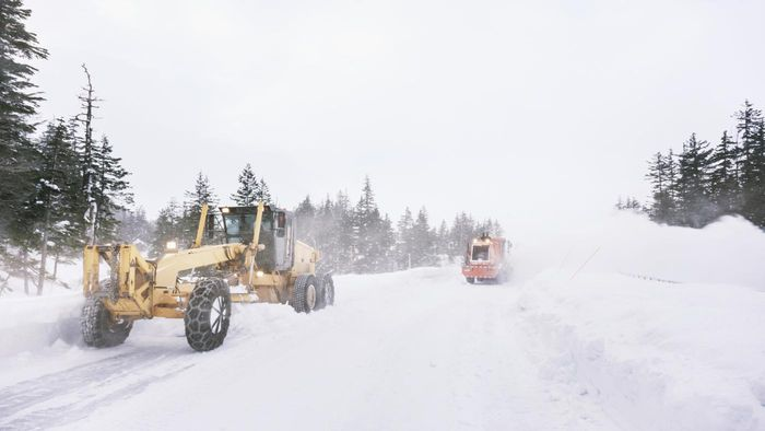 How Much Does Snow Removal Generally Cost?