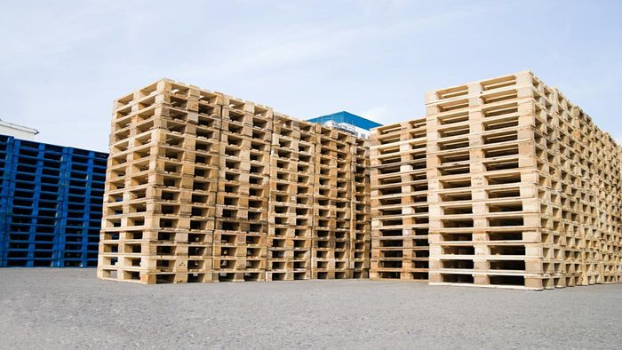 Where Can You Find Wholesale Pallets for Sale?