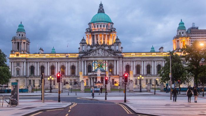 What Are the Airports That Serve the City of Belfast, Ireland?