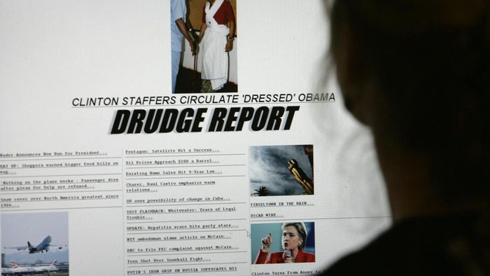 What Is the Drudge Report?