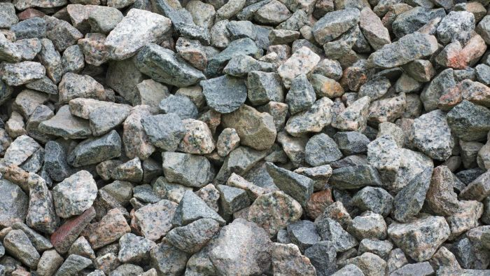 What Are Some Popular Crushed Stone Grades?